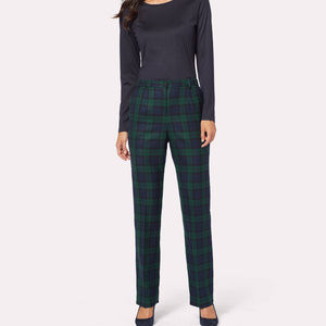 Pendleton Green Tartan Plaid Pants